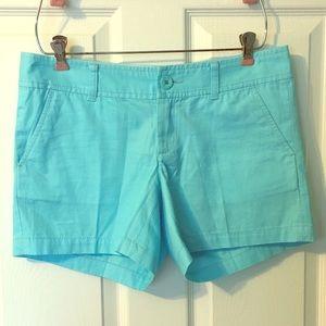 Lilly Pulitzer Callahan Chino Short Cotton Blue 4